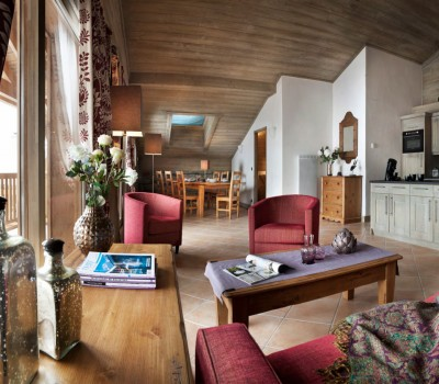 French Alps Summer Ski Accommodation