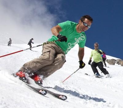 Sumemr Ski Les Deux Alpes