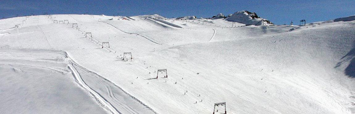 Les Deux Alpes Summer Ski