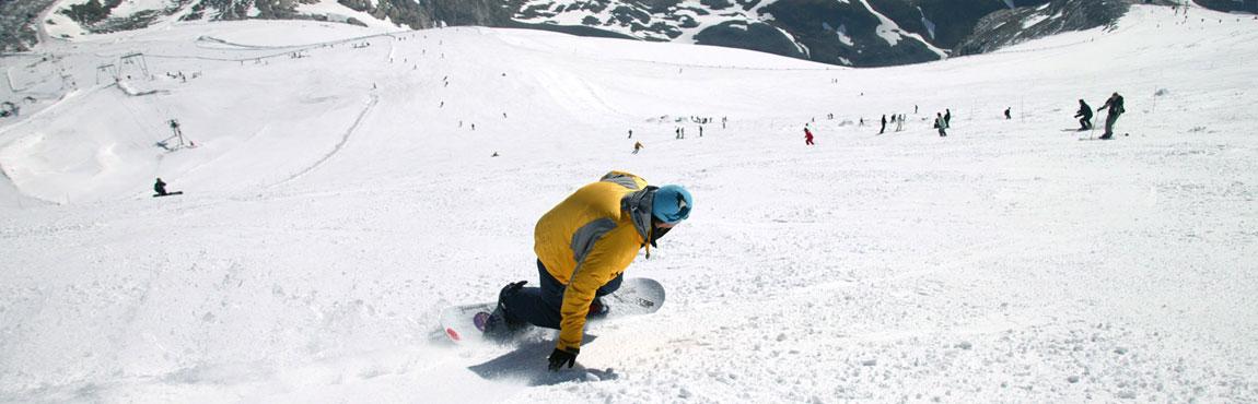 Tignes Summer Ski